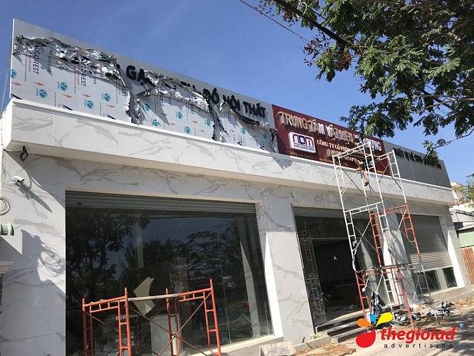 Trung tâm vật liệu xây dựng Nam Quang Minh